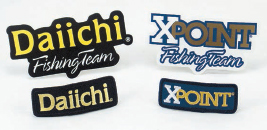 Daiichi Decals and Patches