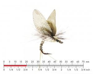 J:son Mayfly Emerger 2 Light Olive