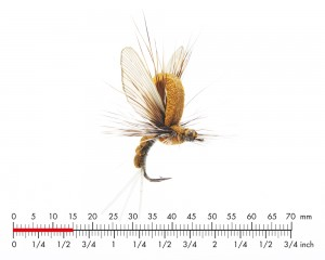 J:son Mayfly Emerger 3 Olive Brown