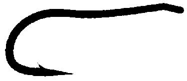 1220/1222 Darrel Martin's Dry Fly Hook