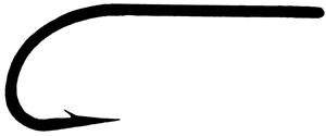 2451 (Black) Size 1/0 Count 10