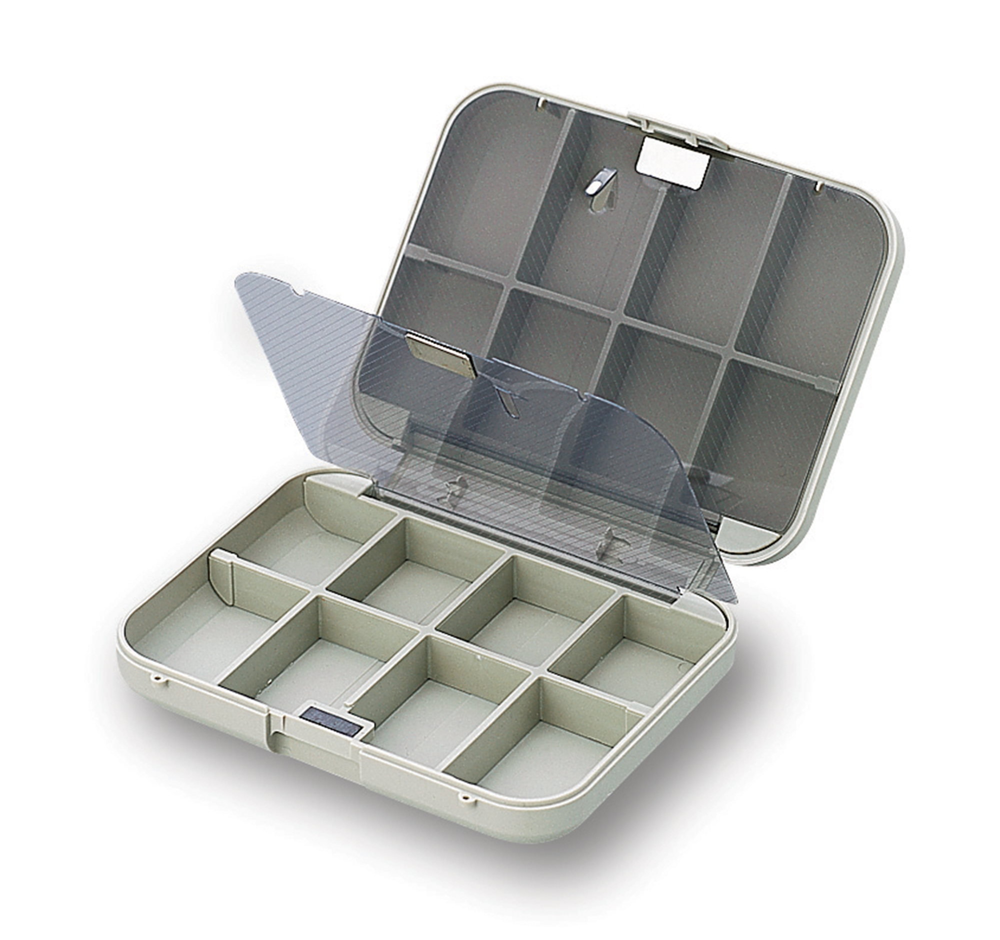 Small Double-Sided Compartment Box