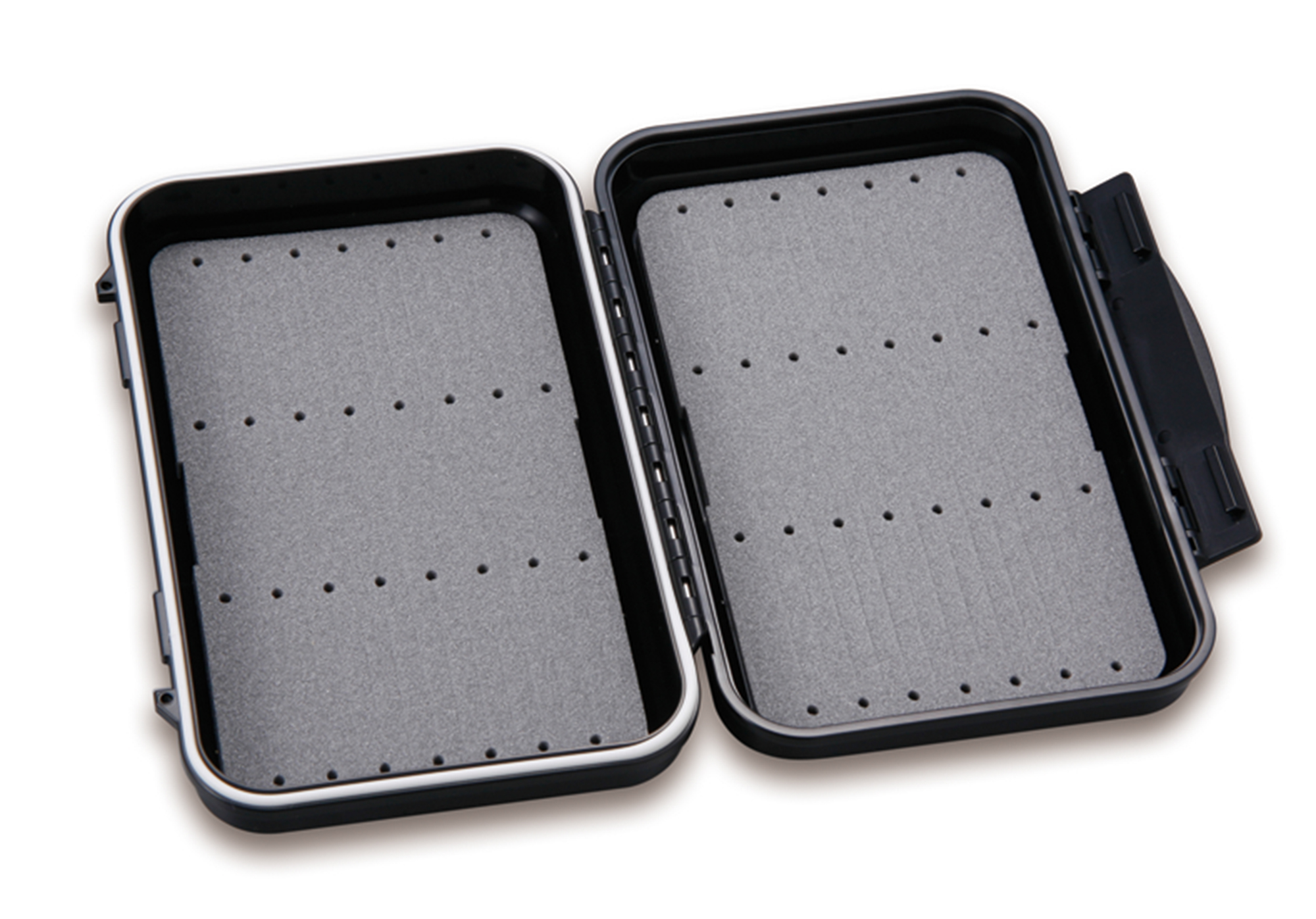 Medium Waterproof Fly Box for Large Flies
