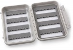 Medium 8-Row Waterproof Fly Box