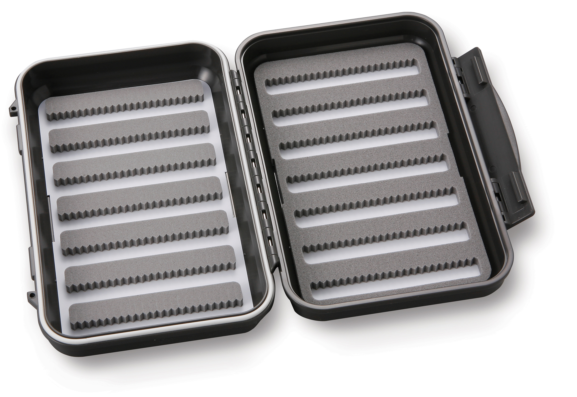 Medium 14-Row Waterproof Fly Box