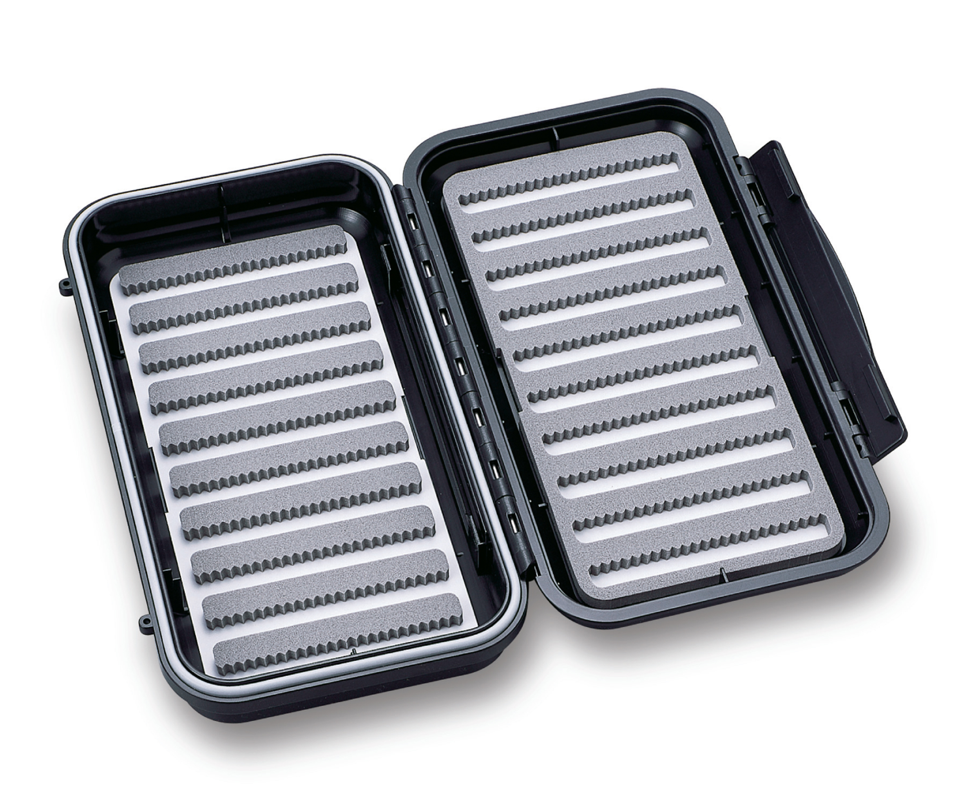 Large 20-Row Waterproof Fly Box