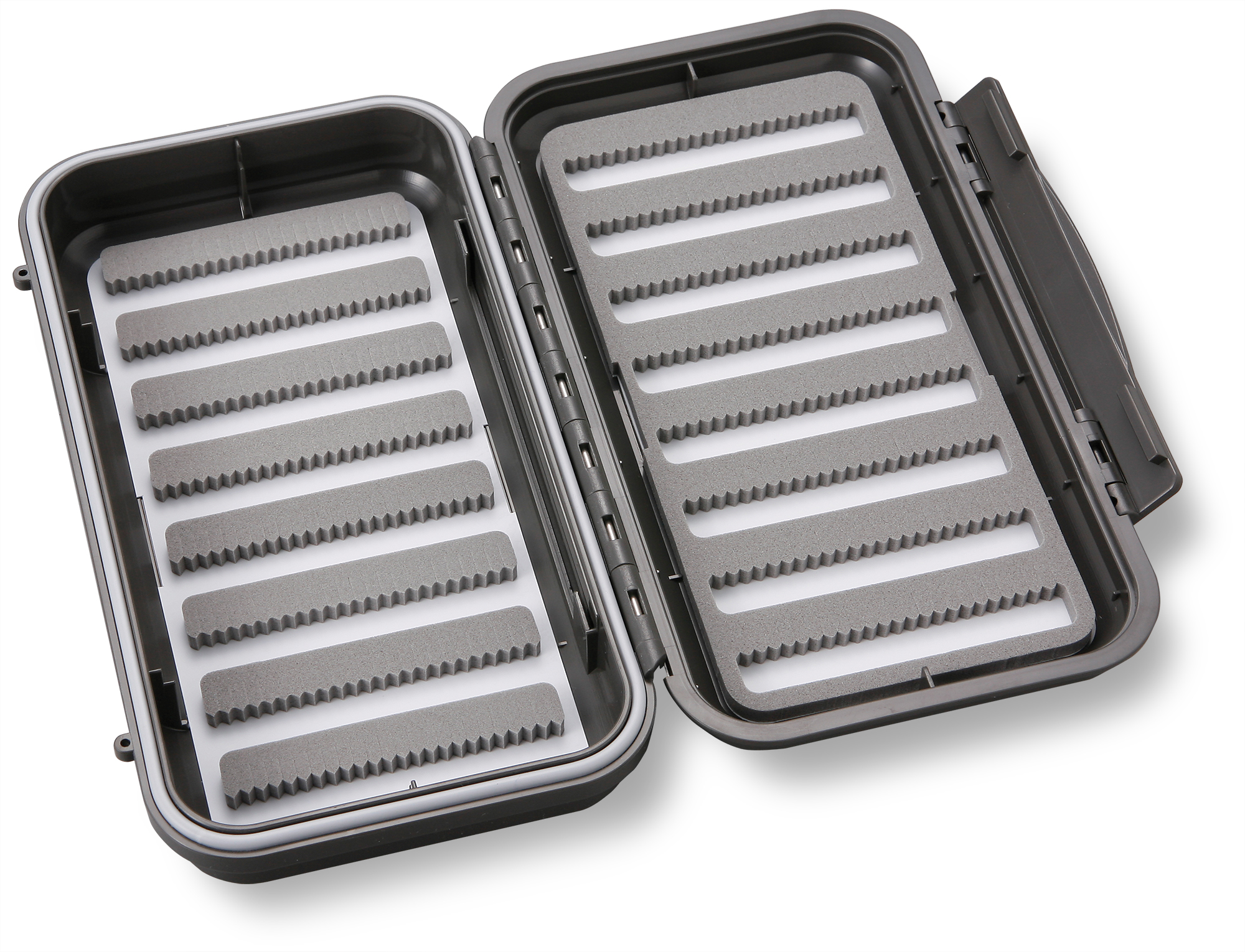 Large 16-Row Waterproof Fly Box
