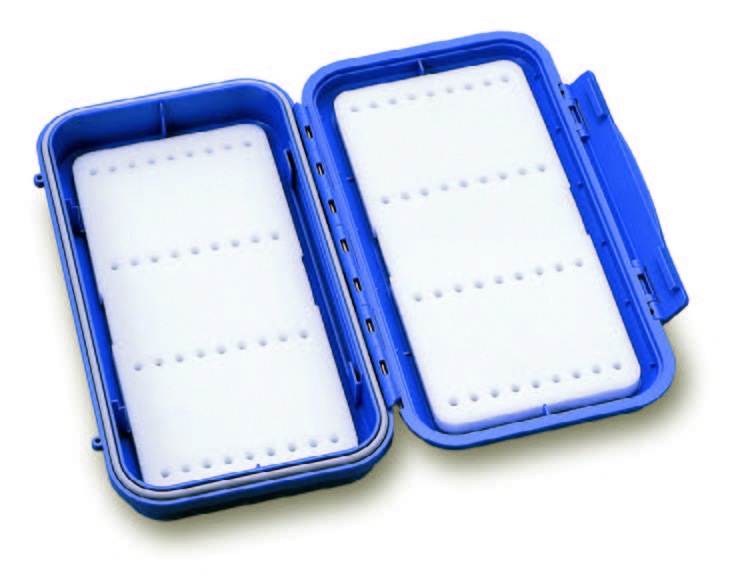 Grand Slam Box Tarpon/ Waterproof Saltwater Box for Large Flies