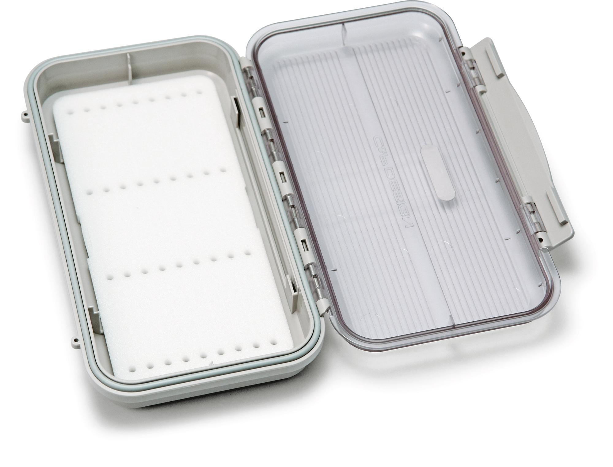 Grand Slam Box Waterproof Saltwater Box for Extra Large Flies