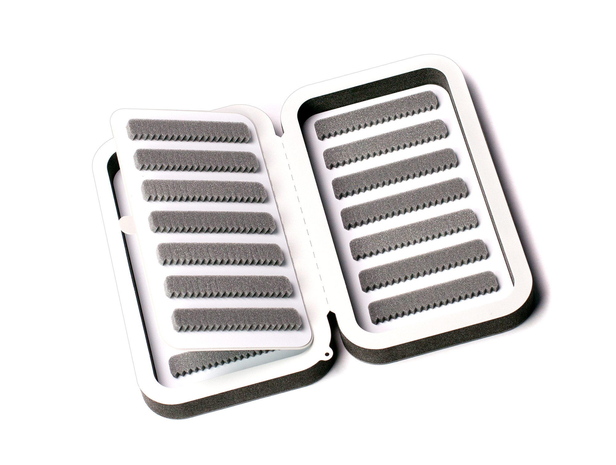 Medium 14-Row Ultra-Lite Fly Box with Flip Page