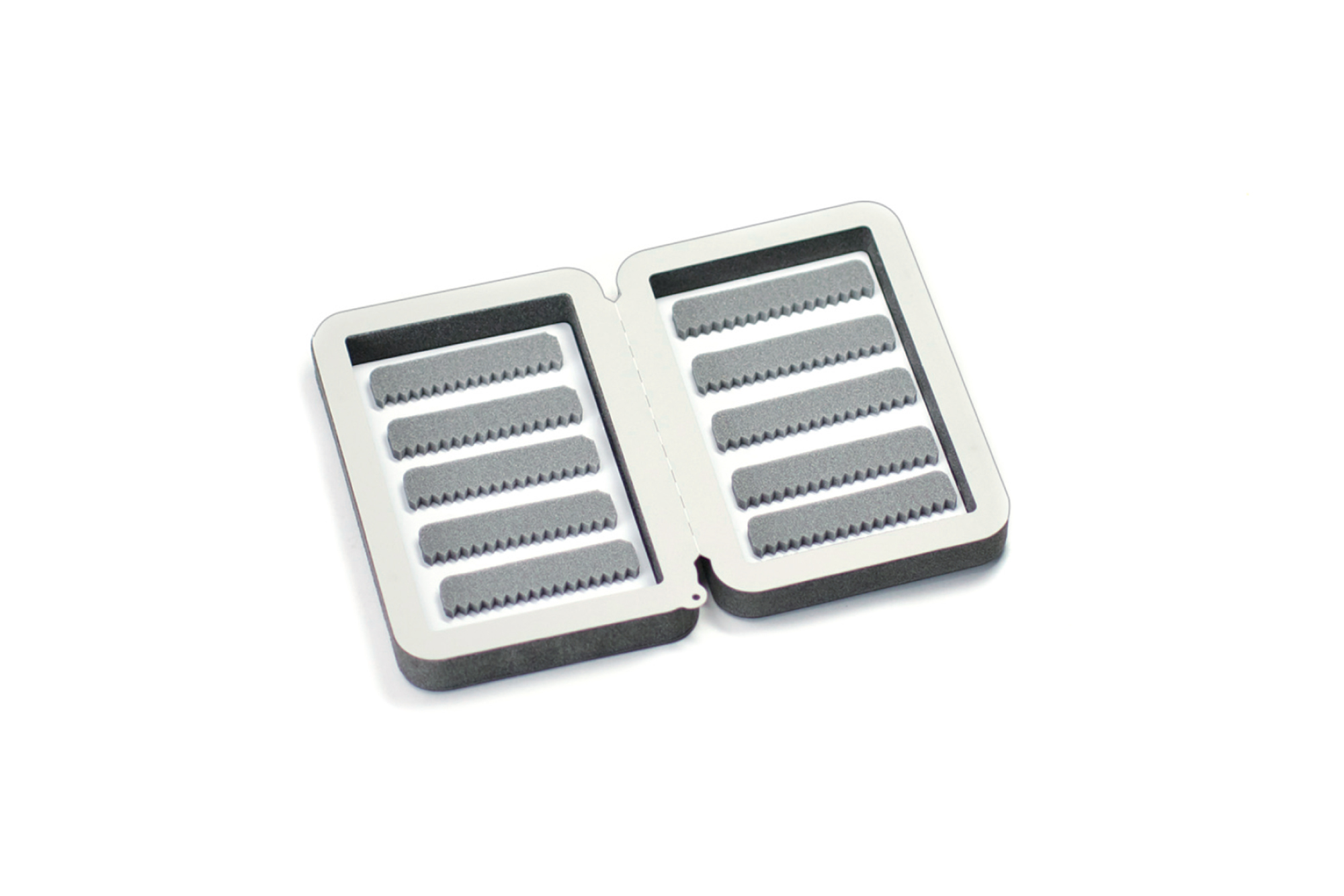 Super-Small 10-Row Ultra-Lite Fly Box