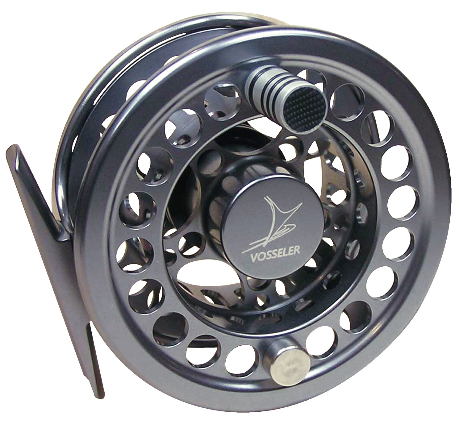 VOSSELER DC2 7/8 REEL-BLACK