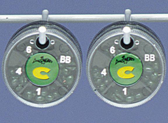 DINSMORE-BLK EGG 4-MICRO- 4,6,8,10