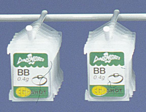 DINSMORE-BLK RND REFILL-SIZE AB