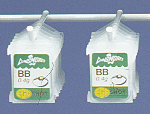 DINSMORE-LEAD REFILL SIZE BB