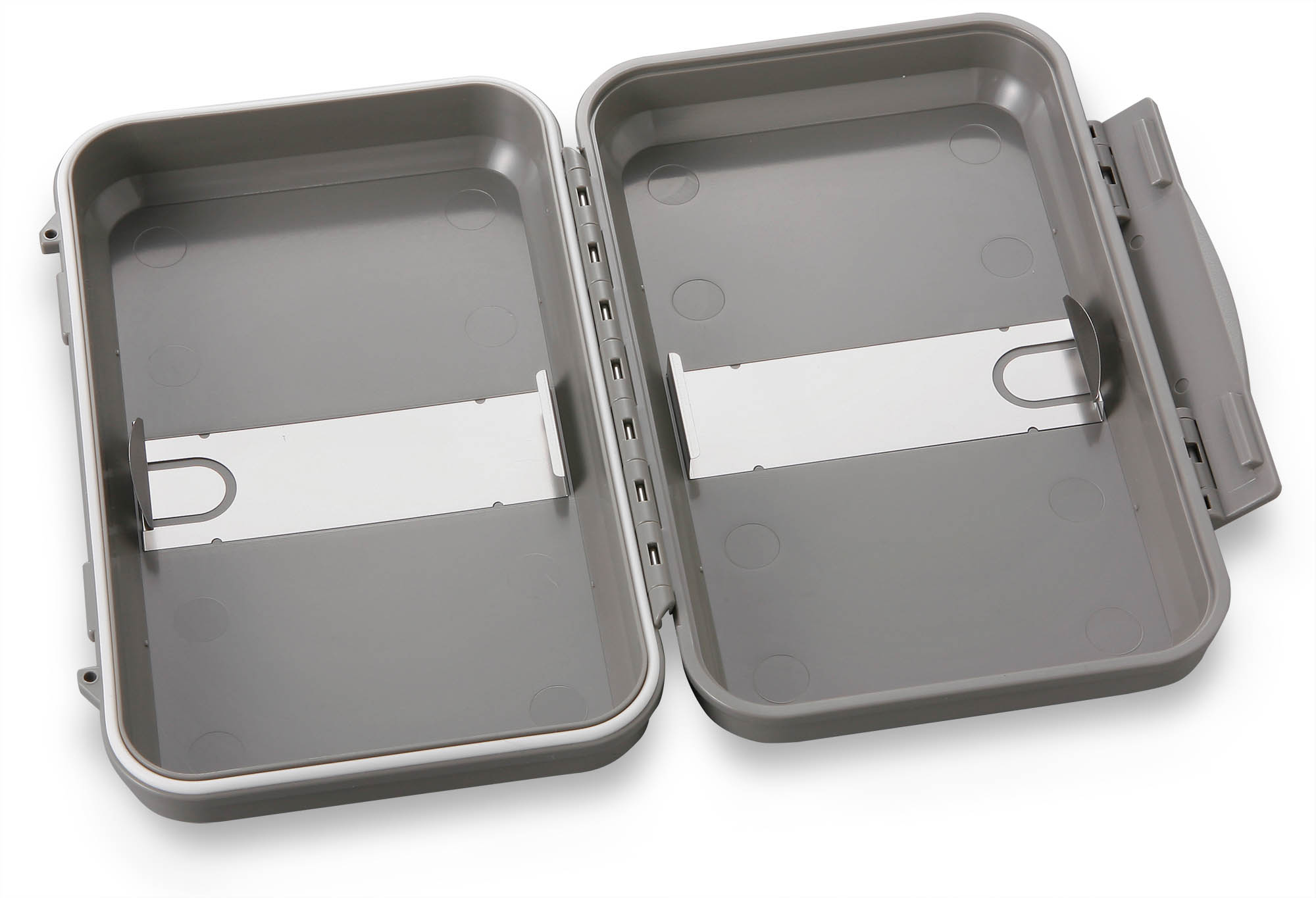 Medium Waterproof System Box/Light gray