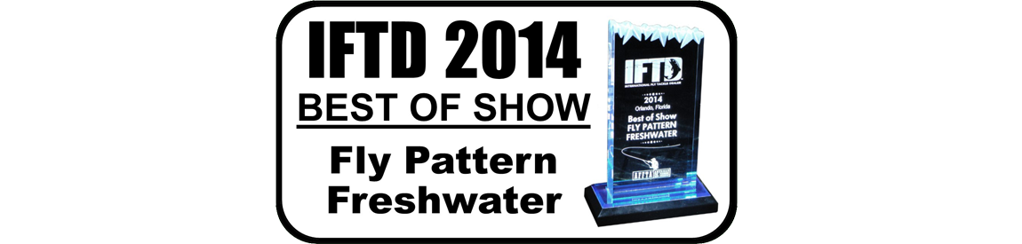 J:son - IFTD 2014 Best of Show - Fly Pattern Freshwater