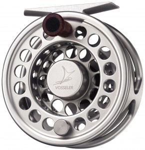 VOSSELER RC3L REEL -BLACK