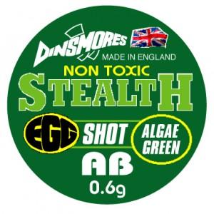 DINSMORES-STEALTH-ALGAE GREEN-REFILL-BB