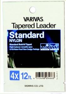 STANDARD TPRD LDR,6X,3.4LB,12'