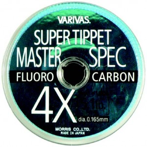 VARIVAS SUPER TIPPET MS-FLUORO-9X