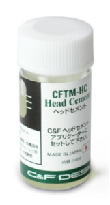 Head Cement Thinner for the CFT-220 Kit