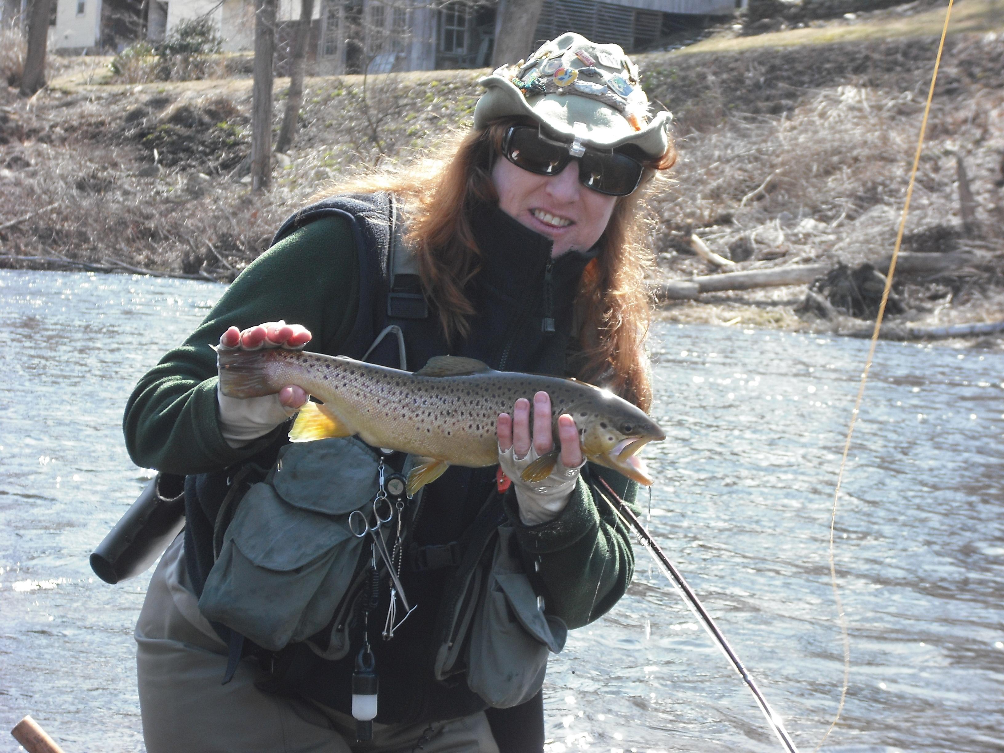 Marla blair angler sport group for Split shot fishing
