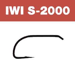Qty 30 IWI S-2000 Standard Dry Varivas Hooks
